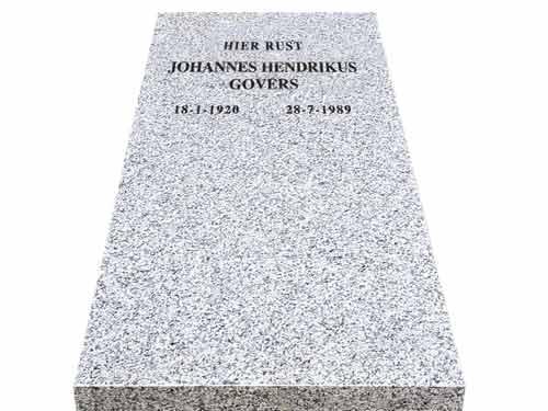 Gedenktekens Begraven - De Steenklip